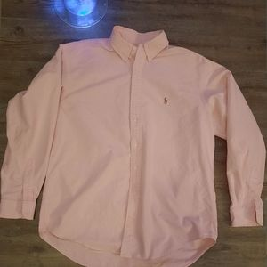Men's Ralph Lauren button up long sleeve